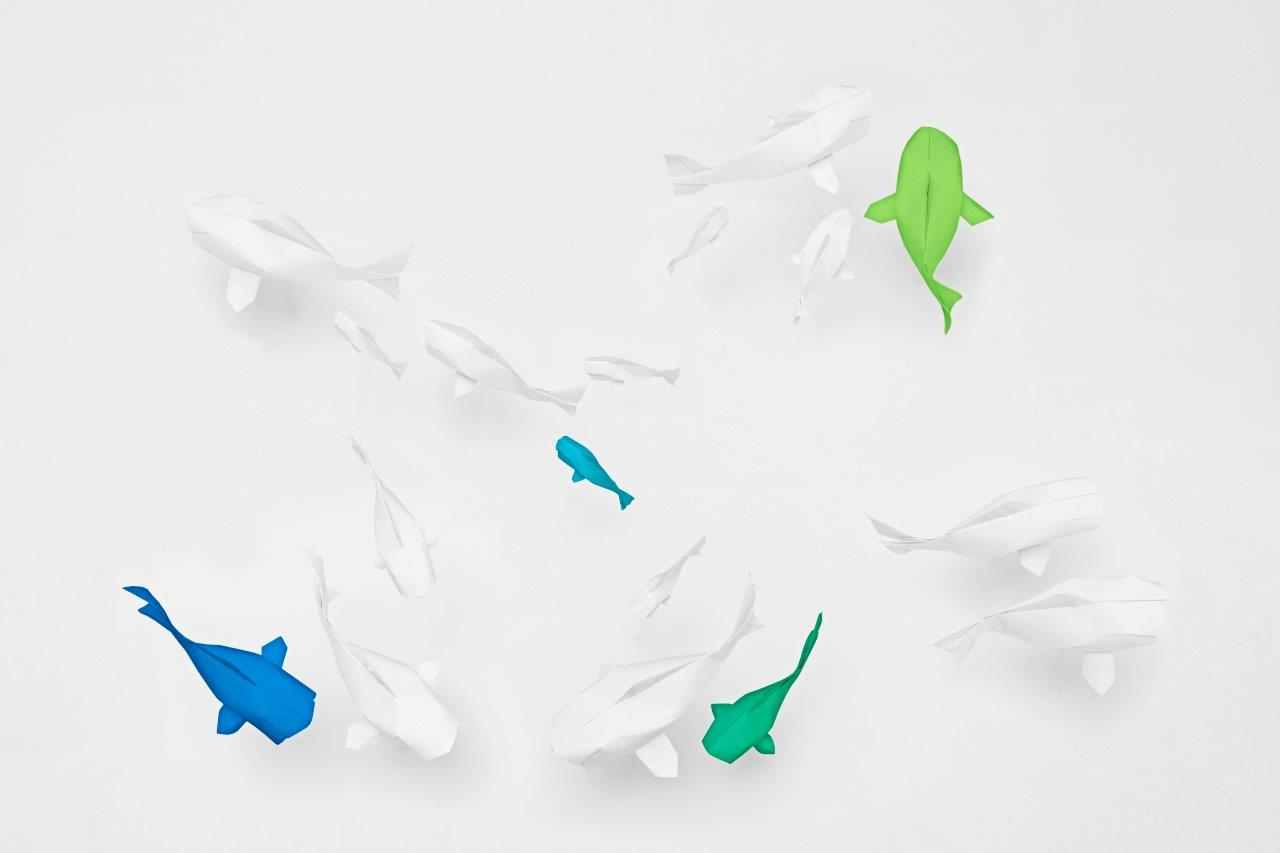elbe Origami Familienplanung